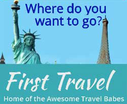 First Travel Logo